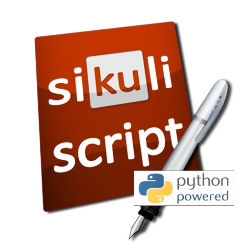 Python UI Automation with Sikuli